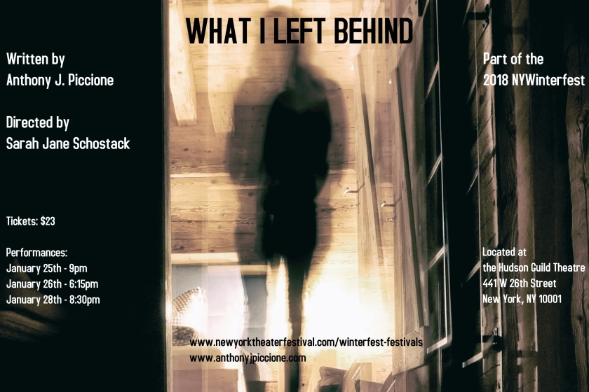 5 - What I Left Behind