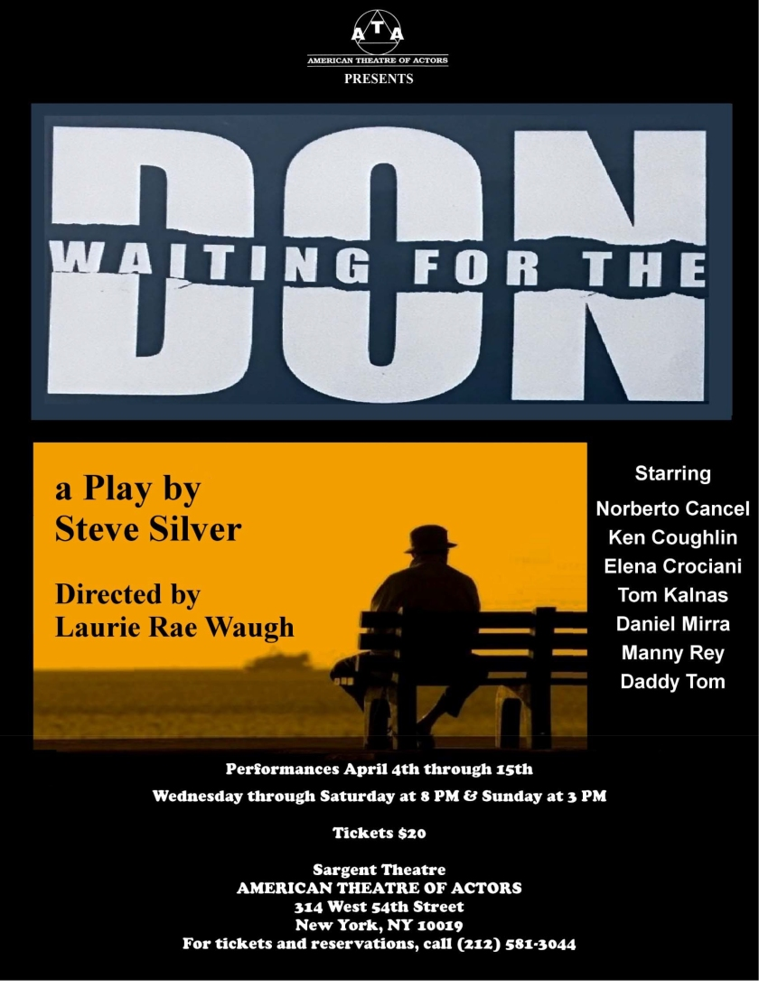 Microsoft Word - Waiting for THE DON flyer